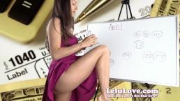 Lelu Love-April 2016 Cum Schedule
