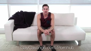 GayCastings - Jack Hunters Porn Audition Goes Hardcore