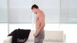 Audition jack gaycastings porn hardcore goes hunters bj fit