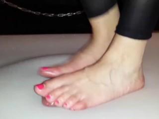 Massive Creampie Xxx Cruel Barefoot Cockcrush Dance With Cumshot, Amateur Feet Czech Exclusive Music