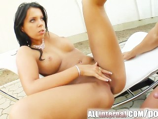 Randyhousewife Fuck All Internal Hard And Tanned Chick Filled Up Like A Dixie Cup,