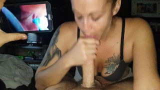 Birthday Wish Milf Deepthroats & Swallows Step Sons Cock While Dad Films  closeup blowjob dad and son gia rose pov blowjob cuckold husband step son and mom cum swallow mom amateur cuckold slow motion mother thick cum swallow ball sucking cumshot amateur cum swallow littleoralandie edging blowjob