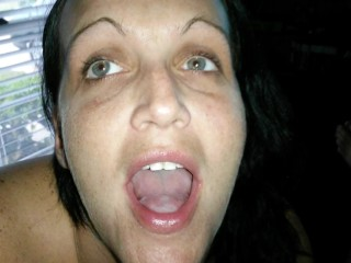 Super Deepthroat Pack Milf Deepthroating Cock And Swallowing Cum, Amateur Brunette Blowjob Milf Excl