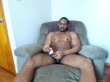 Jerking Off in Chair 4-3-16