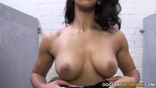 Sophia Fiore gives blowjob - Gloryhole Initiations  sophia fiore hd videos black blowjob gloryhole pornstar fetish hardcore kink dogfart interracial dogfartnetwork latina glory hole ebony