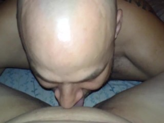 Eating My Wifes Pussy