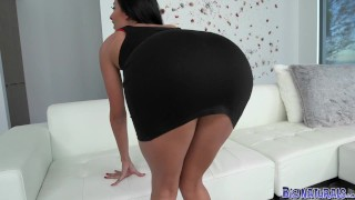 Preview 1 of Big Naturals - Anissa shows off her big tits