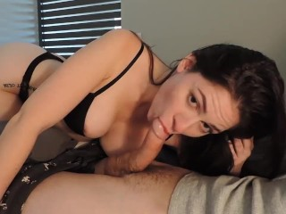 milf sloppy blowjob