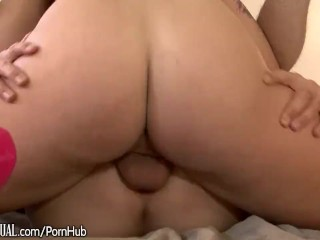 TS Aubrey Kate Erotically Ass Fucking Guy