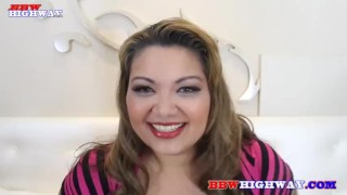 Busty Asian Miss Ling Ling BBWHighway interview asian bbc huge boobs bouncing boobs asian milf huge natural tits tetas ms ling ling big natural tits big boobs big naturals chubby big natural boobs fat girl bbwhighway thick asian asian big boobs