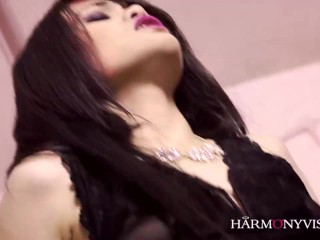 HARMONY VISION Chinese MILF Candy Cheung Anal