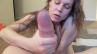 Dds swallowing with shots huge titty blowing fuck cum pov natural heavy off dick