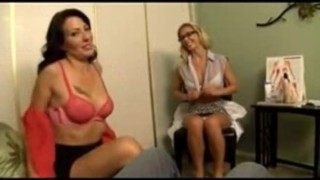 POV mom and son goes to therapy because to much jerk off