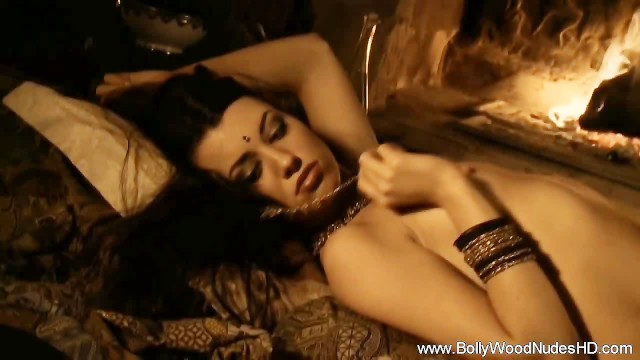 Erotic flexible nude - Ritual from erotic india