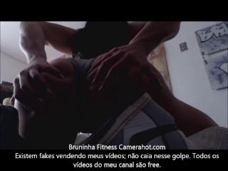 BRAZILIAN BIG BUTT TWERKING! - #TWERKINGBUTTGIRL - HOT BIG BOOTY SHAKING 2