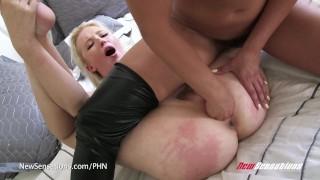 Adriana Chechik & Samantha Rone Lesbian Rough Sex - BigTitsPornVids