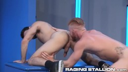 RagingStallion Tegan Zayne & Bennett Anthony