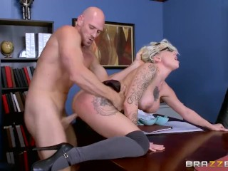 Dirty school girl Harlow Harrison - Brazzers
