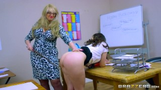 Brazzers - Dirty teen students fuck at school  natural riding big-cock teen cock-sucking huge-cock big-boobs brazzers young school-girl natural-tits school big-titties kneesocks spanish heels big-dick teenager tie