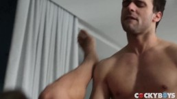 Gabriel Clark Fucks Carter Dane