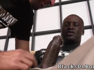 bareback interracial gay porn