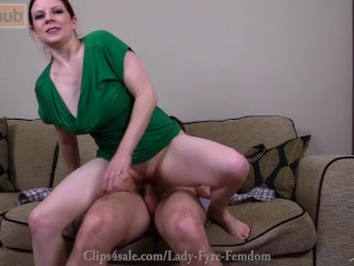 Making Your Little Step Brother Lady Fyre FULL CLIP