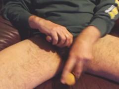No. 120 - The Man-Handler Makes Me Cum [1-28-14]