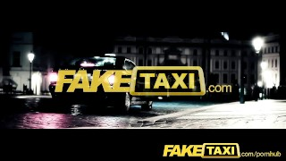 FakeTaxi Cabbie enjoys his fantasy fuck