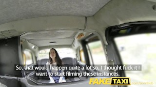 Fuck fantasy his faketaxi enjoys cabbie petite anal