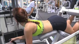 [FTVGirls.com] Fiona - Amazing Fitness_#33; (2)