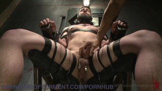 Flogged, Electrified, And Fucked