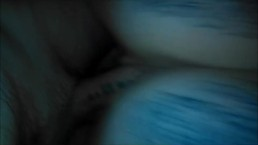 POV Deepthroat & Big Tattooed Booty Reverse Cowgirl