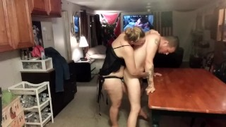 best pegging video ever  strap on postate message prostate milking pegging pegged strapon femdom cumshot gay toys lesbian fingering deepthroat anal oral sex post orgasm torture