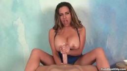 Hot Latina gets a huge pop