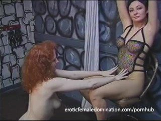 Beautiful slave girls embark on a journey through the den of submission