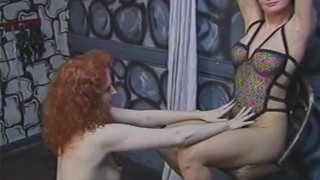Den the beautiful a on through submission slave girls embark of journey pussy kink