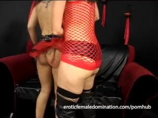 Dominatrix Brandi gets her revenge on her boyfriend's secret lover