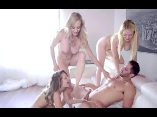 Redtube Brother Three Girls on One Guy