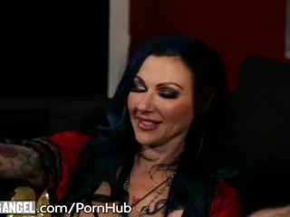 Alexandra Snow Tube Tattooed Step - Mom Tests out Sons Big Dick