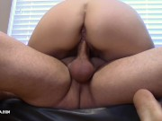 True Fuck Never Gets Old - Amateur Couple Creampie