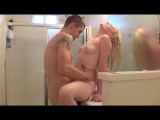 Rough Sex in the Shower - OurDirtyLilSecret