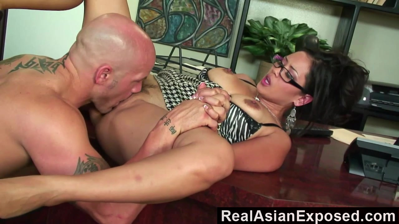 image Realasianexposed jessica bangkok always chooses cock over her didlo