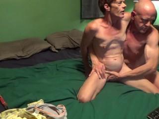 Horniest wife handjob