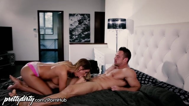How to make great tasting cum Prettydirty august ames tastes step-brothers cum