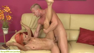 KarupsOW - Klarisa Hot Gets Fuck & Facial Dick wright