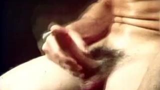 Cumshot, Blowjob, and Anal Montages from EROTIKUS (1974) Brunette bj