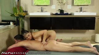 Tastes nurumassage son her stepmom new nurumassage milf