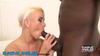 Evasive Angles - Licky Lex's Anal Cuckold Fantasy!