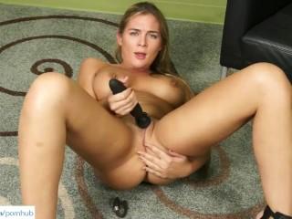 KarupsHA – Busty Blair Williams Dildos Pussy