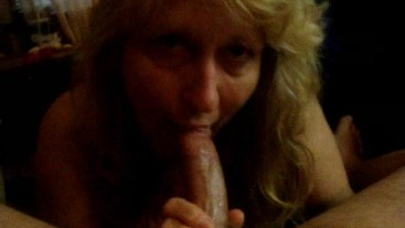 Slutty step mom sneaks in step sons room
